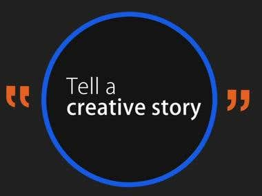 Creative Story | Applita Pictures