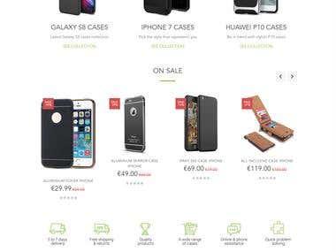 GoCase Shopify store