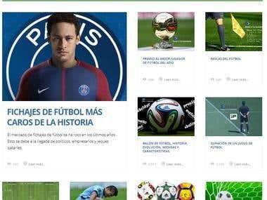 Blog Fútbol Datos y Curiosidades