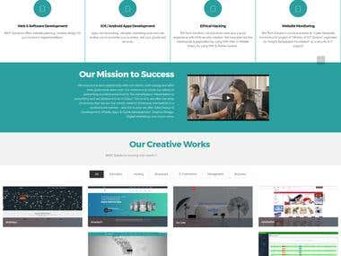 IT Firm Html Template