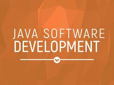 Java Software Development