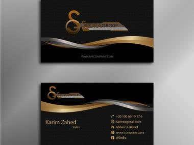 Sedra Business Card