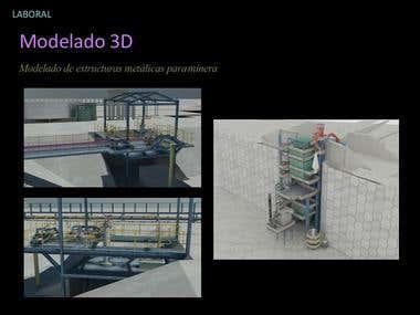 Modelado estructuras