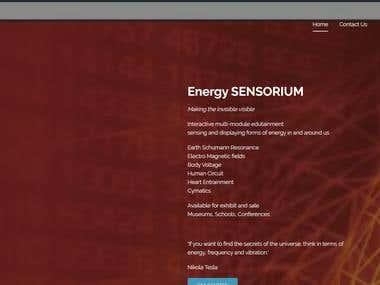 Energy Sensorium