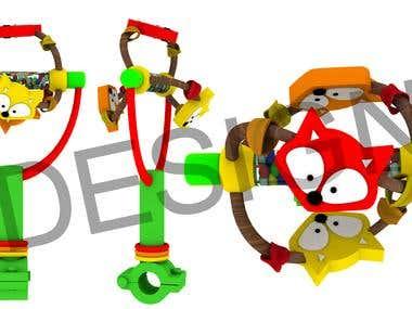 3D Toy Design