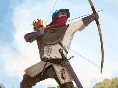 Guard Archer