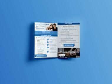 FundKo Bi-fold Brochure