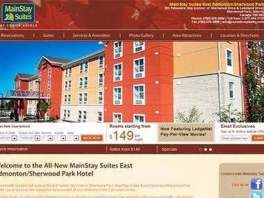 Mainstay suites Edmonton