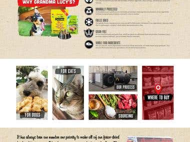 Grandma Lucy's | All Natural / Freeze-Dried Pet Food and
