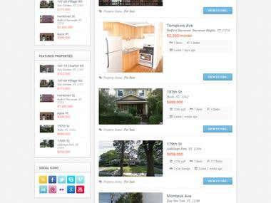onehomelinerealty.com || Wordpress