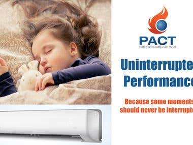 Air Condition Advertisement