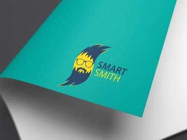 Smart Smith logo design