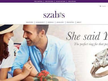 e-Commerce Site.