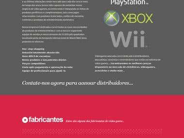 videogamesatacado.com || Wordpress