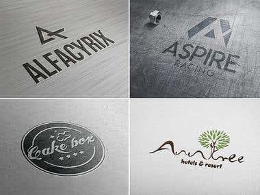 Ann tree logos & Branding