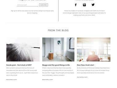 Stoo Studio : eCommerce