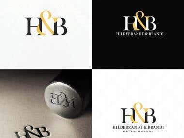 H&B - Logo design