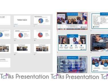Presentation Make Over