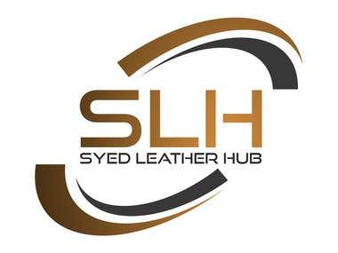 Logo for a Leather Company