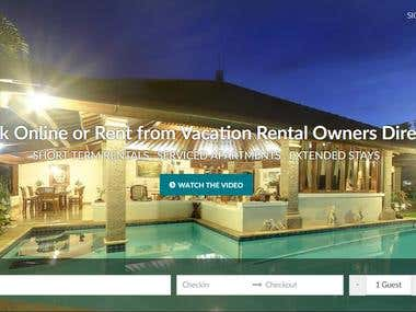 Rental site