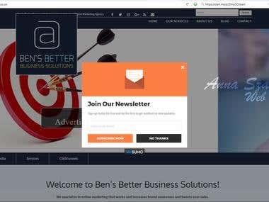 Ben's Better Business Solutions
