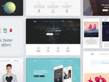 Uplift - WordPress Theme