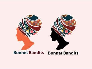 Bonnet logo design
