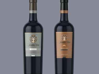 New wine design for the Chinese market!
