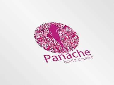 Panache logo design