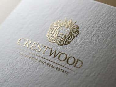 Logo design The Crestwood