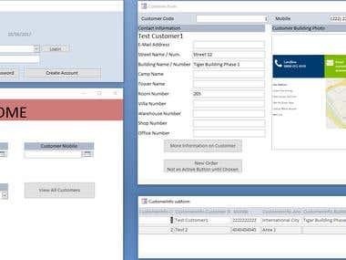 Database Work