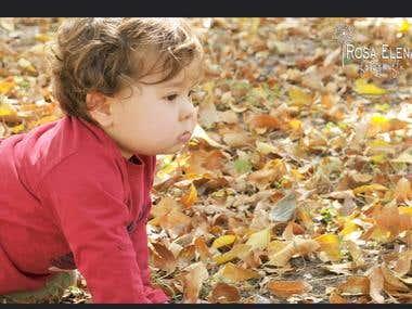Fotografía de Locación Infantil