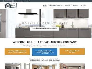 Flat Pack Kitchens