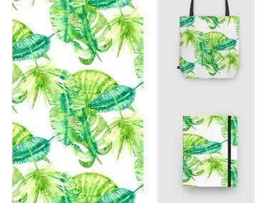 Print/pattern Design