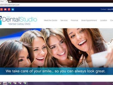 Link building of http://www.thedentalstudiomiami.com/