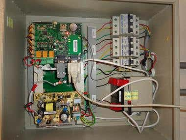 Remote Assets monitoring and control system