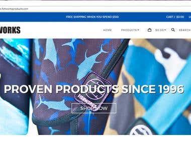 BigCommerce Web Store development