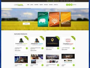 Joomla Extension and Templates