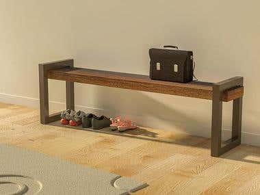 benches design