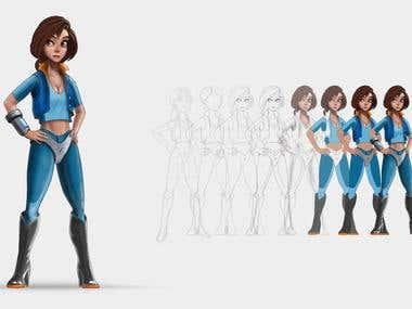Character named Jane