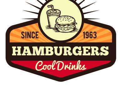 Burger Spot Logos