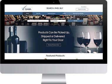 Gabaapp Online Store