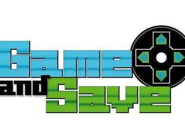 Videogame shop isologo