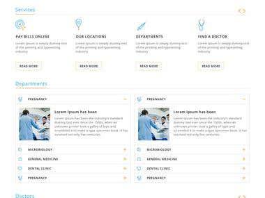 Doctor - Patient Portal