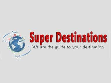 Super Destination Logo