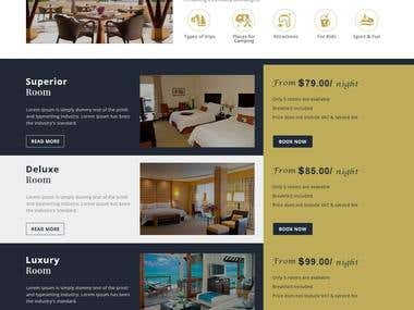 Hotel/ Room finder and booking