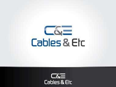 WON! 290$ Logo Design for Cables & ETC