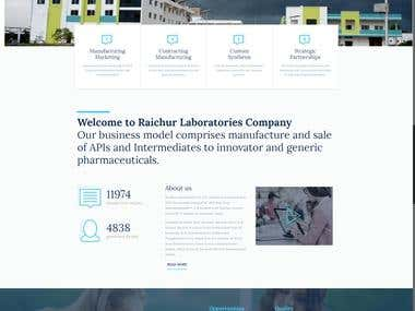 Science Lab a Medical Website http://www.raichurlabs.com/
