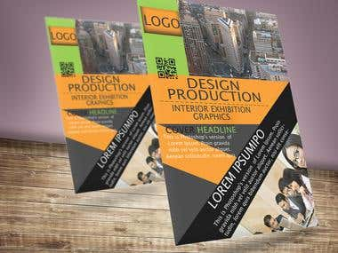 I will any flyer design flyer.