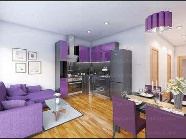 Kitchens - Interiors